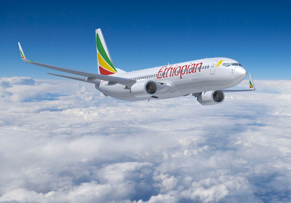 Fly To Top Destinations With Ethiopian Airlines