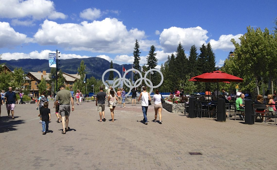 Getting To Your Whistler Weekend Getaway