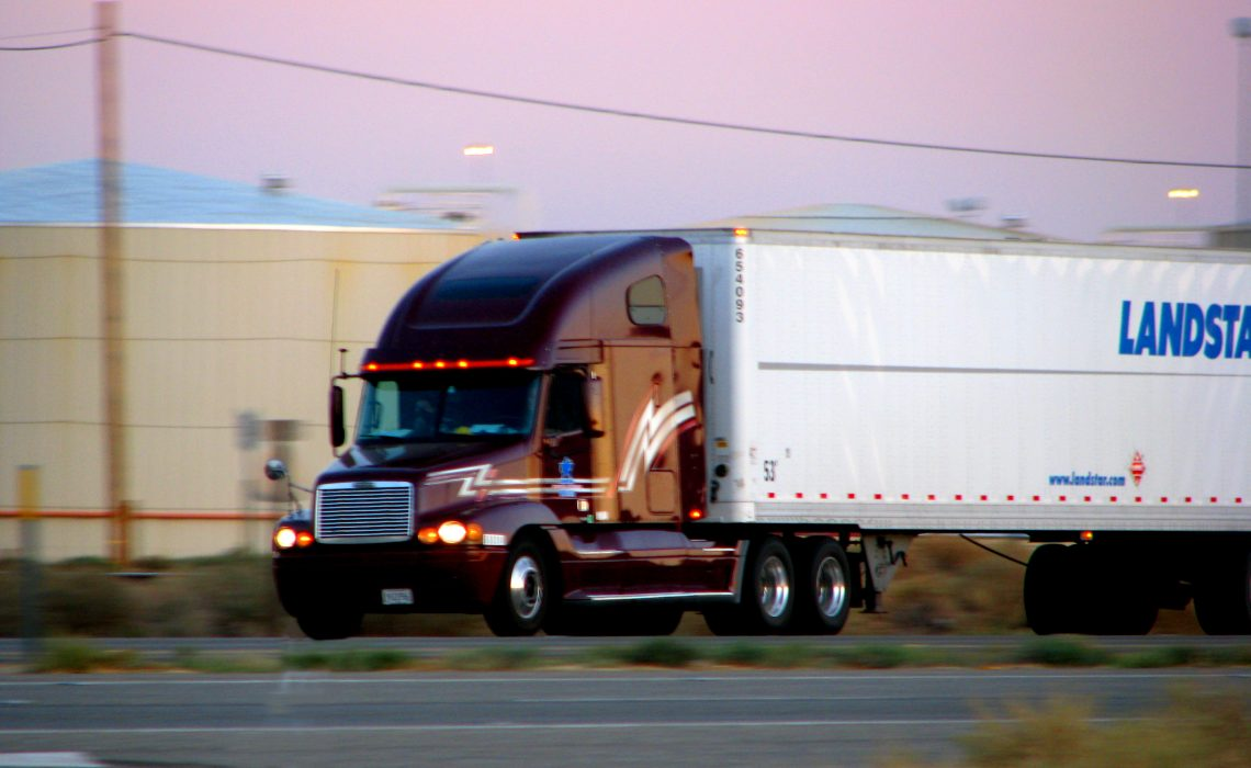 Keeping Yourself Safe: Advice From A Trucker
