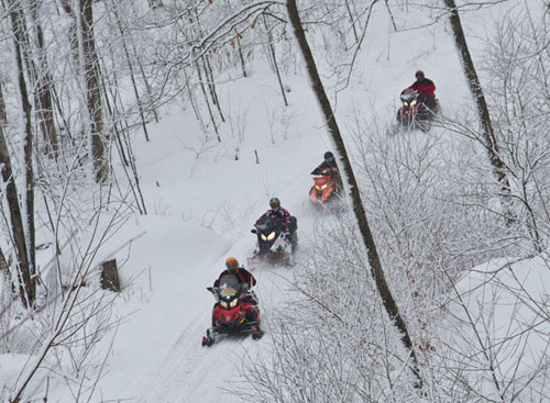 Stuck In The Snow: 7 Maintenance Steps For Smooth Snowmobiling