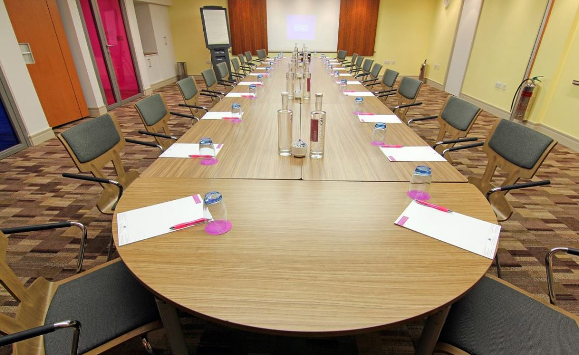 5 Ways To Innovate Meeting Rooms