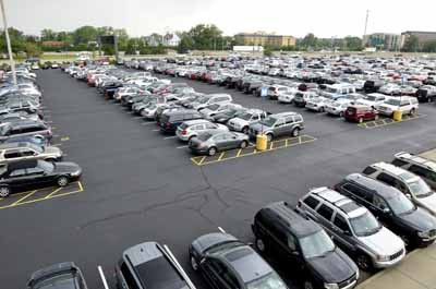 Choosing a Great and Cheap Airport Parking Lot