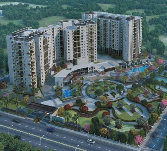apartment in North Bangalore