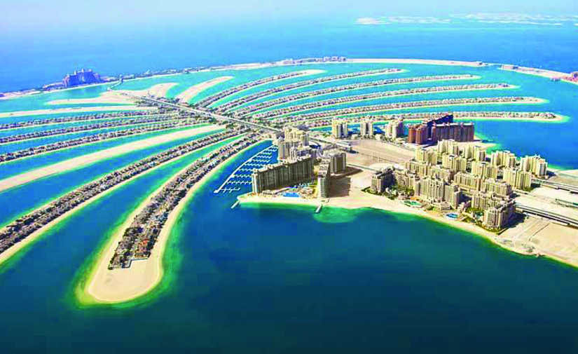 On A Luxurious Vacation and Shopping Spree In Dubai