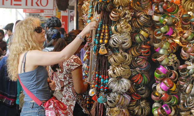 Best Bazaars In Delhi That Will Make A Shopper's Jaw Drop