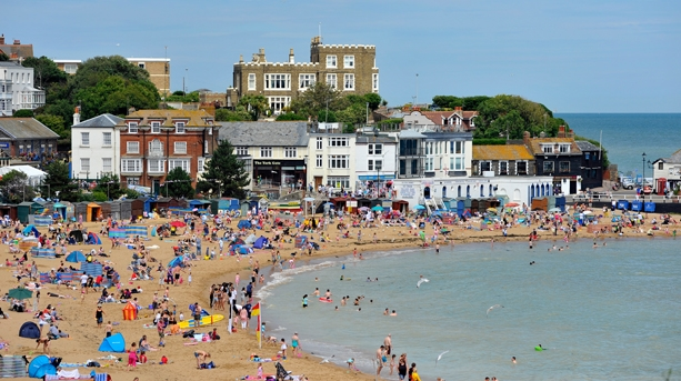 Relocating? Look At Broadstairs