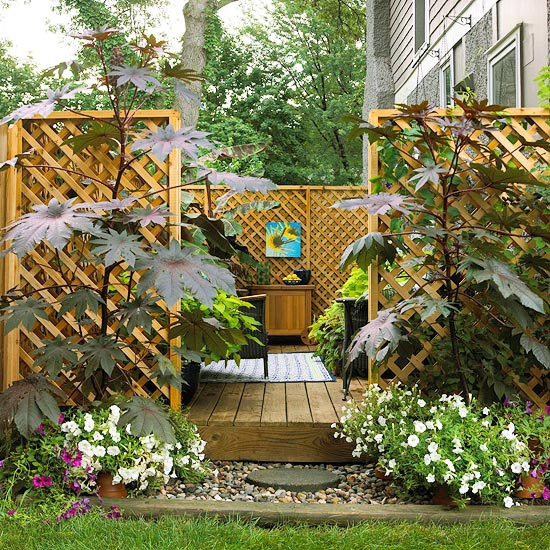 Sprucing up Your Backyard With Easy and Affordable DIY Ideas by wintonsteak.com