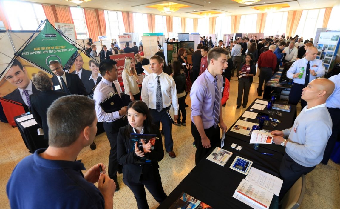 How To Make Your Company Stand Out At A Job Fair