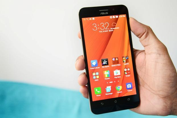 Asus Zenfone Max 2016 (3GB RAM) Smartphone With Huge 5000 mAh Battery For Rs. 12,999