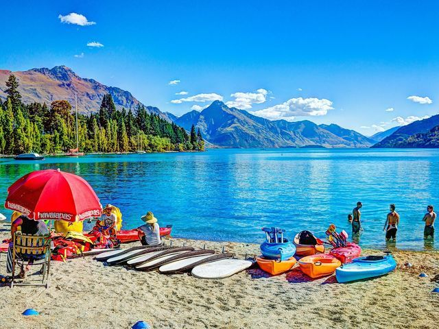 New Zealand - A One Of A Kind Vacation Destination