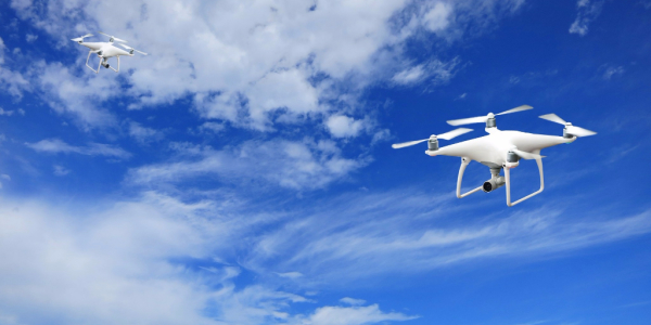Drones: Real Estate Marketing Reaches New Heights