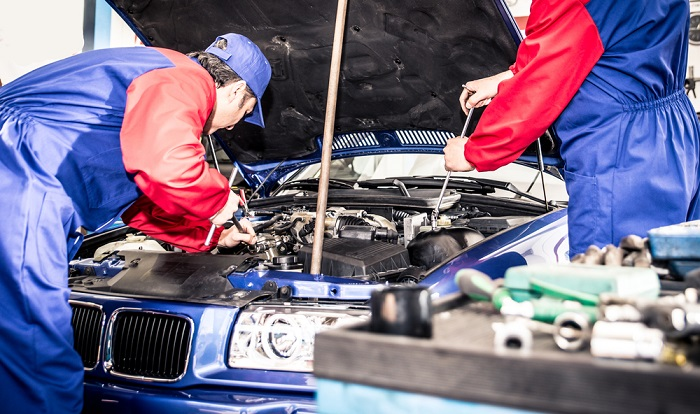 Mechanic Preston