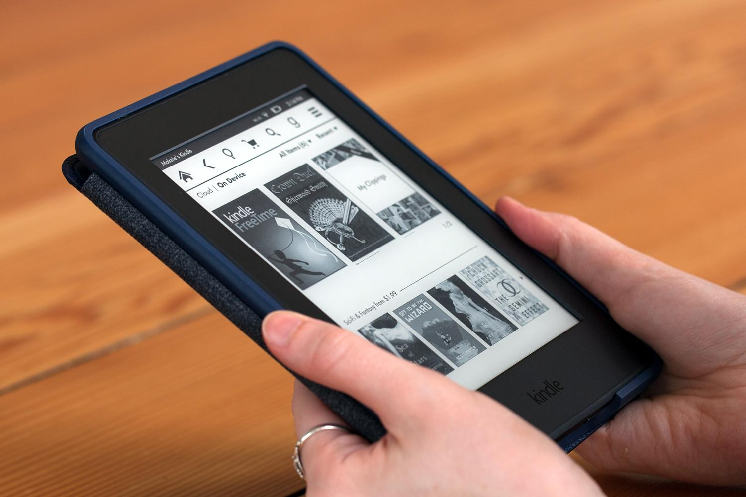 The Design That Is Ahead Of Its Time, The All New Kindle Oasis