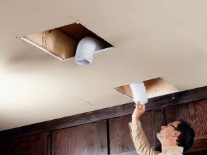 Why Basement Needs Exhaust Fans