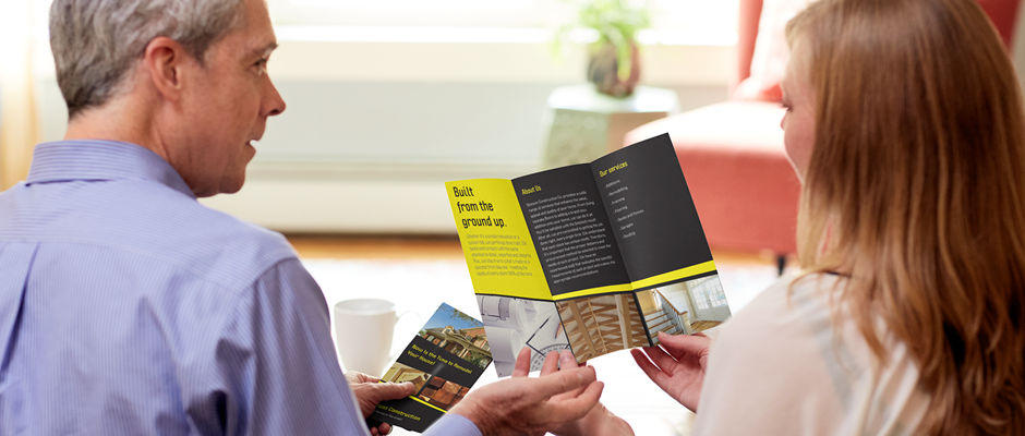 Creating A Brochure For Your Company Here's What You Need To Remember