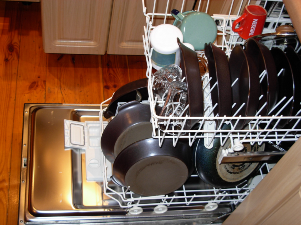 Why You Need A Dishwasher