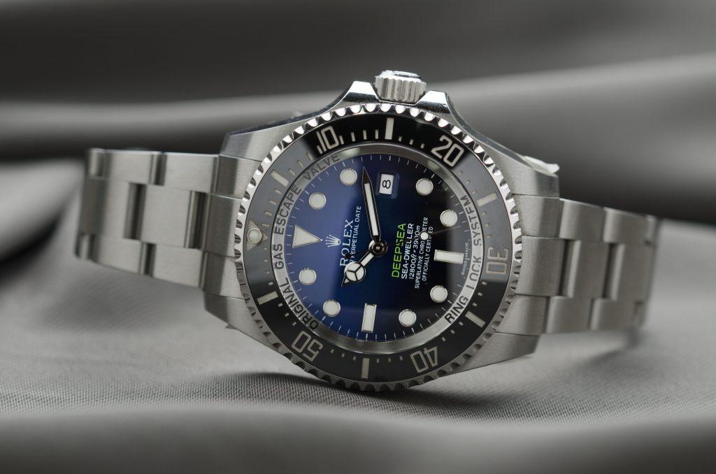 rolex repair on a rolex watch