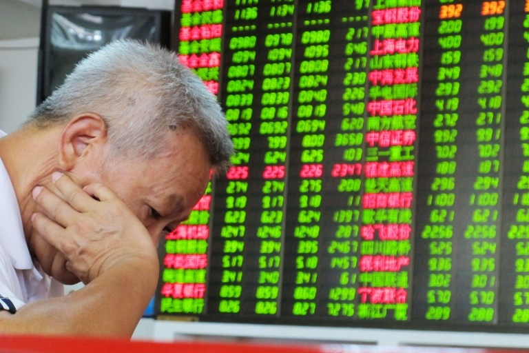 A Brief History Of The Stock Market In China