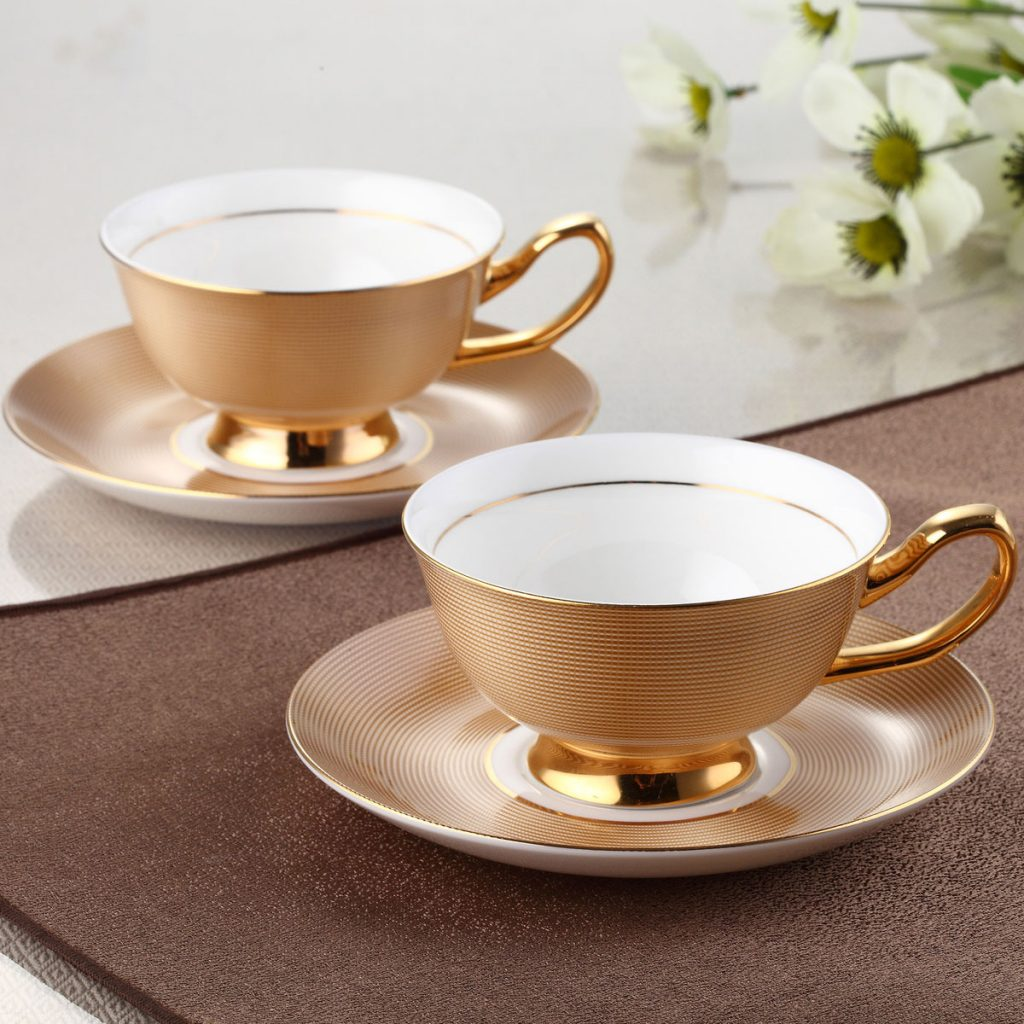Make Your Coffee Attractive and Taste More Intense In Cappuccino Cups