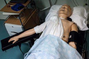 how to ace nursing school - practice doll