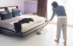 How to Maintain Home When Domestic Helper is on Leave?
