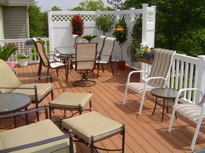 How To Provide More Privacy To Your Deck or Patio