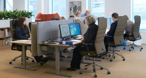 Collaborative Workspace Makes Productive Employees