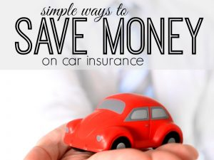 money saving on car