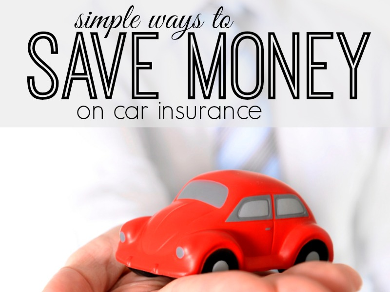 money saving on car