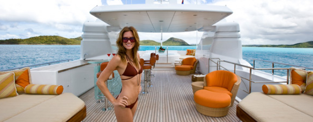 Why Opt For A Luxury Yacht