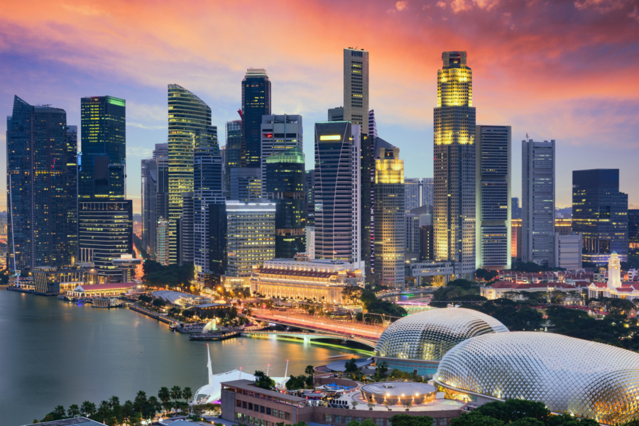 Singapore Ranks As World's No. 2 Smart City