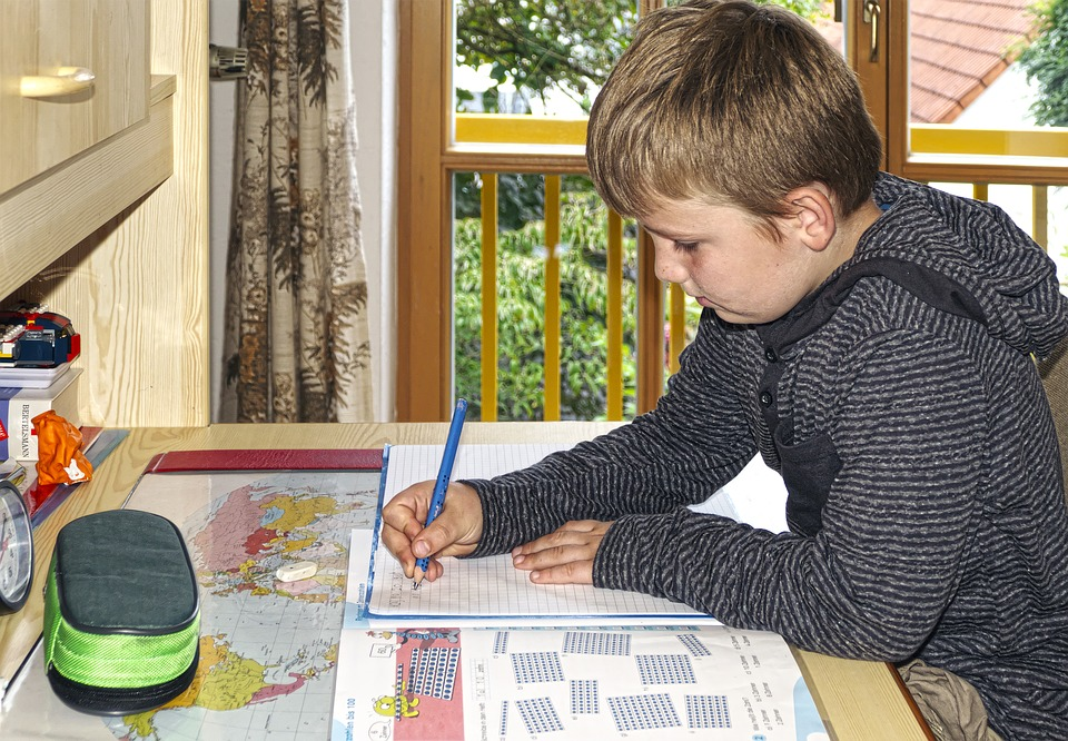 Healthy Homework And Study Tips For Your Student