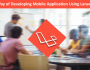 Easy Way of Developing Mobile Application Using Laravel