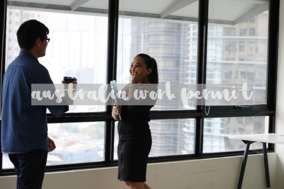 australia-work-permit