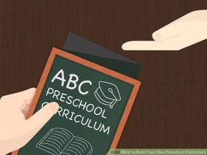HEADLINE: Things To Consider When Making Your Own Homeschool Preschool Curriculum