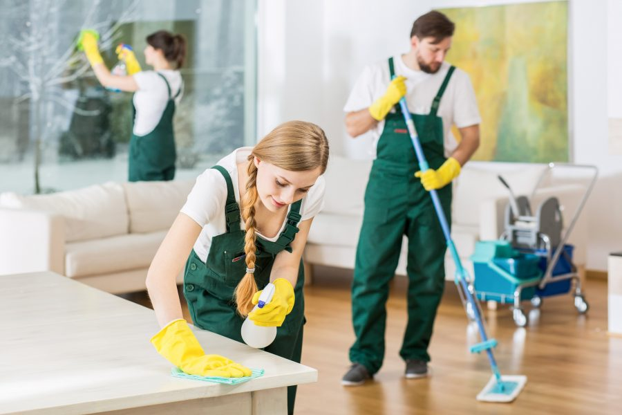 How Can A Commercial Cleaning Company Benefit You