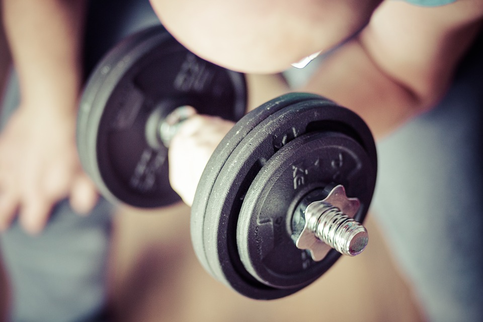 Top 5 Health Reasons To Strength Train