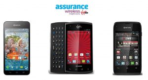 Assurance Wireless Compatible Phones