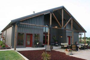 Interior Design Ideas for Your Metal Home