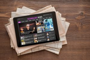 Digital Magazine A Step Towards Modern Era